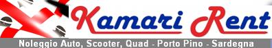 KAMARI RENT Logo